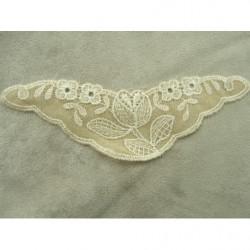 Ruban pailleté strass serpenté- 2cm- fushia