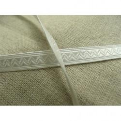 écusson militaire thermocollant - motif grade doré  et  kaki