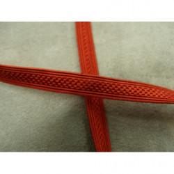 écusson japonais- thermocollant- rouge et jaune