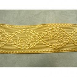 écusson-thermocollant- blanc et rouge- motif formula 1