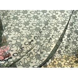 écusson thermocollant- étoile bleu