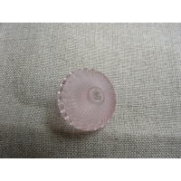 bouton rose transparent