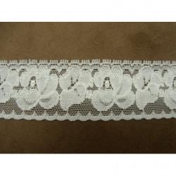 bouton ovale transparent à 2 trous