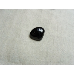 bouton triangle noir