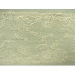 bouton carré marron à 4 trous