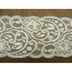 Bouton carré blanc