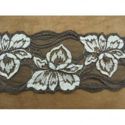 COLS PERLES-Applique rectangulaire à coudre perles et cabochons  Applique rectangulaire à coudre  perles et cabochons