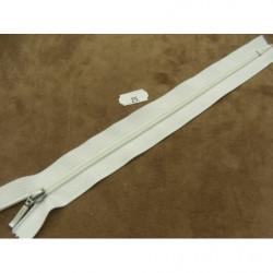 FERMETURE A GLISSIÈRE NON SÉPARABLE – 18cm- BLEU CIEL