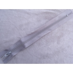 FERMETURE A GLISSIÈRE NON SÉPARABLE –18cm- BLEU CHARRETTE