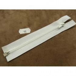 FERMETURE A GLISSIÈRE NON SÉPARABLE –18cm--FUSHIA