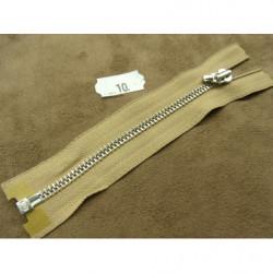 FERMETURE A GLISSIÈRE NON SÉPARABLE –18cm- ROUGE CAPUCINE