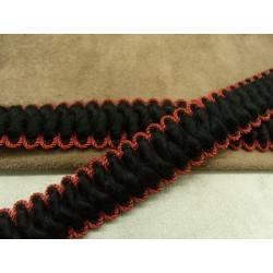 FERMETURE METALIQUE-20 cm- VERT FONCE