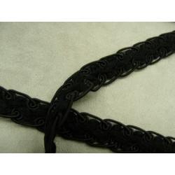FERMETURE METALIQUE- 15cm-BLANCHE- A TIRETTE