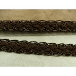 FERMETURE METALIQUE-15cm- CREME
