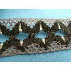 FERMETURE METALIQUE- 20 cm- GRIS