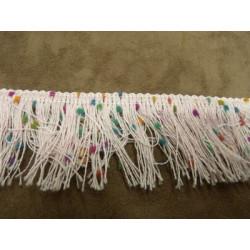 FERMETURE SEPARABLE- 10cm- BLANCHE