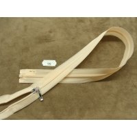 FERMETURE SEPARABLE FINE-55 cm- SAUMON