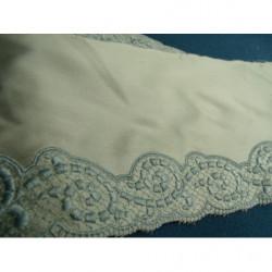 FERMETURE INVISIBLE- 40 cm- GRIS PERLE