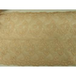 PENDENTIF MOTIF TREFLE - BLACK STONE