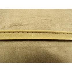 ruban velours -3,5 cm - NOIR