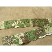 BRODERIE MILITAIRE -3 cm- CAMOUFLAGE