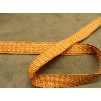 RUBAN AMEUBLEMENT-1,5 cm- ORANGE