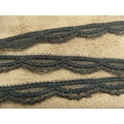 collier perle acrylique-70cm- rose pale