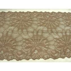 collier perle acrylique- 70cm- parme