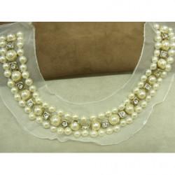 BOUTON JEAN 'S - 17 mm - TARK BRONZE