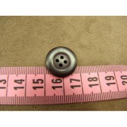 RUBAN ÉPAULETTE lingerie-  1,5 cm - NOIR