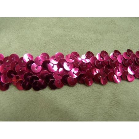 PERLES ACRYLIQUE ROSE - 0,3 cm pour bijoux ou customisation