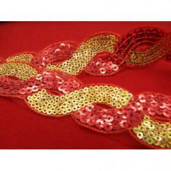 tissu coton imprimé girafe noir