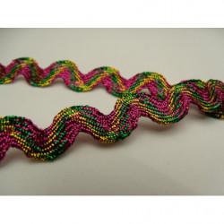 tissu coton imprimé papillon - MULTICOLORE