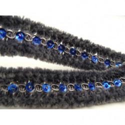 tissu coton imprimé pois multicolore