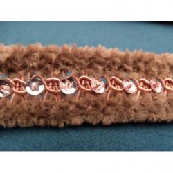 tissu coton imprimé de décoration - OVALE