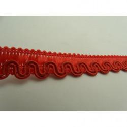 tissu coton imprimé gris à poids vert anis