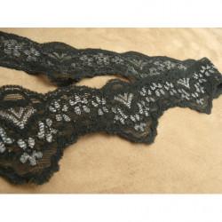 BOUTON BRANDEBOURG- jaune