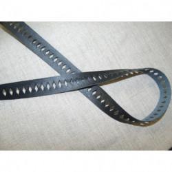 BOUTON MOTIF petite fleur- verte
