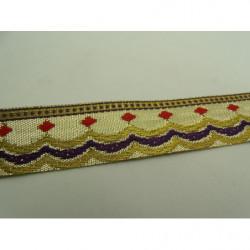 BOUTON DECORATIFS ENFANTS-MOTIF PETITE BALLERINE- rose fuschia