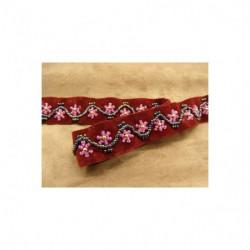 bouton acrylique vert  à 4 trous, 25 mm, parfait  pour chemisier, robe , pull, veste