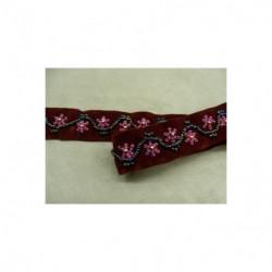 bouton acrylique vert foncé  à 4 trous, 25 mm, peut se confectionner  pour chemisier, robe , pull, veste
