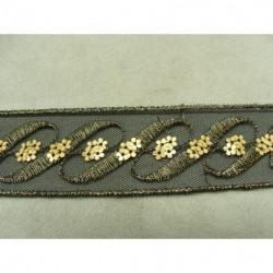 bouton acrylique marron ,22 mm, parfait  pour pull, veste, blaser, robe, chemisier