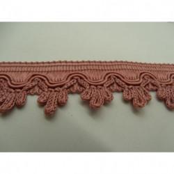 bouton acrylique à 4 trous nacré marine ,22 mm, convient  pour chemisier, robe , pull, veste, blaser