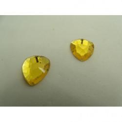 ruban perle nacré et strass argenté