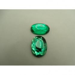 ruban strass multicolore monté sur voile blanc
