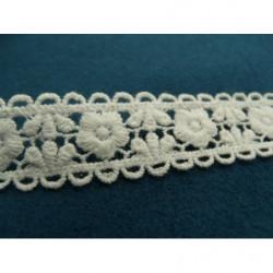 bouton acrylique à 4 trous ,22  mm, photo de présentation