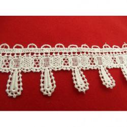 ruban strass,1 cm,sur 2 rangé en acrylique