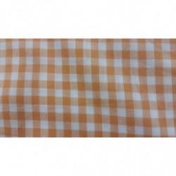 bouton acrylique marron à 4 trous marron et blanc,25 mm, convient pour chemisier, robe , pull, veste,