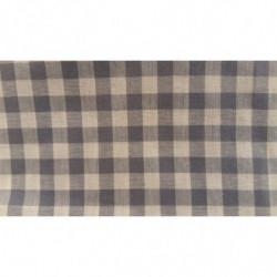 bouton acrylique à 4 trous gris,23 mm, convient pour chemisier, robe , pull, veste,