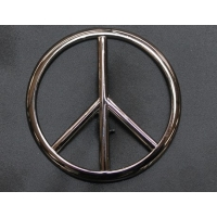 broche rond anthracite